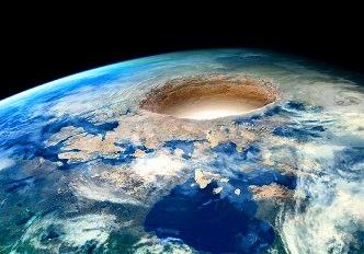 gaura-Polul-Nord
