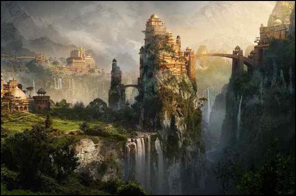 Shambala-tărâmul înțelepților